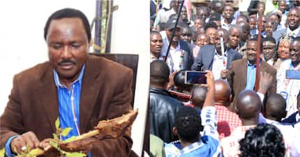 I have no pre-negotiated deal with Uhuru - Wiper leader Kalonzo Musyoka