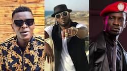 Bebe Cool claims rivals Bobi Wine, Chameleon are musically dead