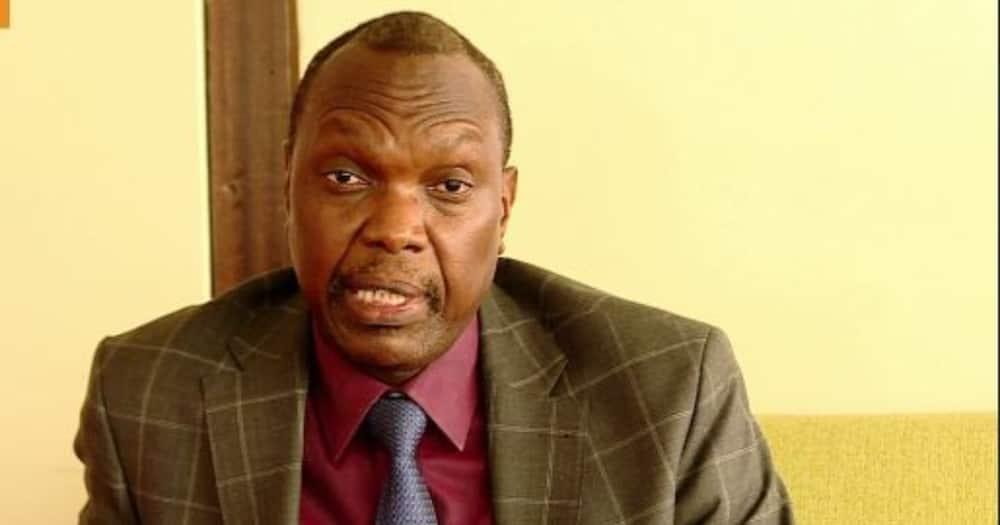 Nilimpigia kura Musalia, sio Uhuru- Jeremiah Kioni