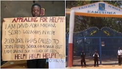 Uasin Gishu Mother Appeals for Help for Form One Student Late for Admission at Kamusinga Boys