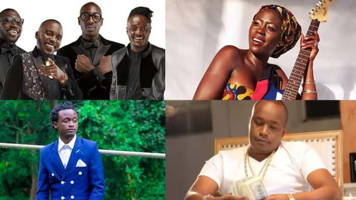 Creative Investors: 5 Famous Kenyan Musicians Who Built Successful Businesses