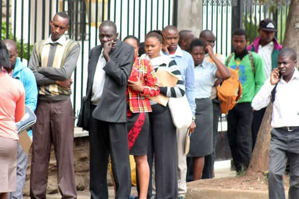 Nairobi: Hundreds of job seekers left stranded after non-existent employer duped them to attend interviews