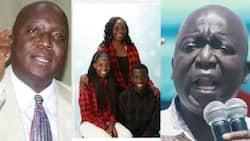 Love Lives Here: Jakoyo Midiwo's 2 Wives and Girlfriend Pay Glowing Tributes to Him