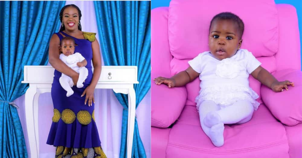 """Ruth Matete Elated on Mother's Day as Her Baby Grows Teeth: """"Need to Get Her a Gift"""""""