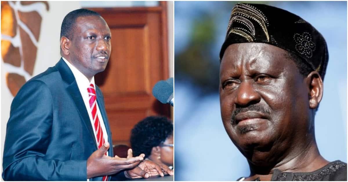 Kericho Senator claims Raila Odinga is 100 times richer than William Ruto