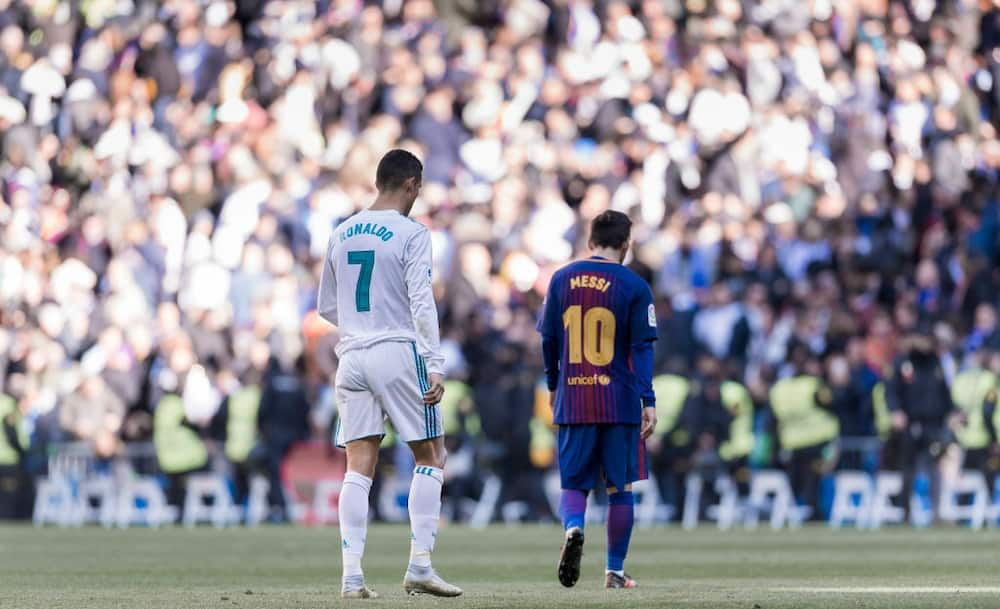 Lionel Messi admits playing against Ronaldo at Real Madrid was always special