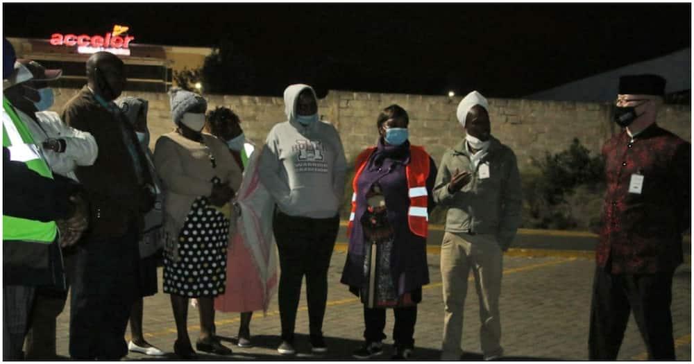 Senator Isaac Mwaura helps family bring home kin who died in Saudi Arabia 3 months ago