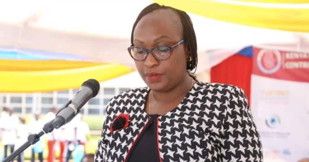 Anne Kananu was nominated by Sonko as deputy governor in January 2020.