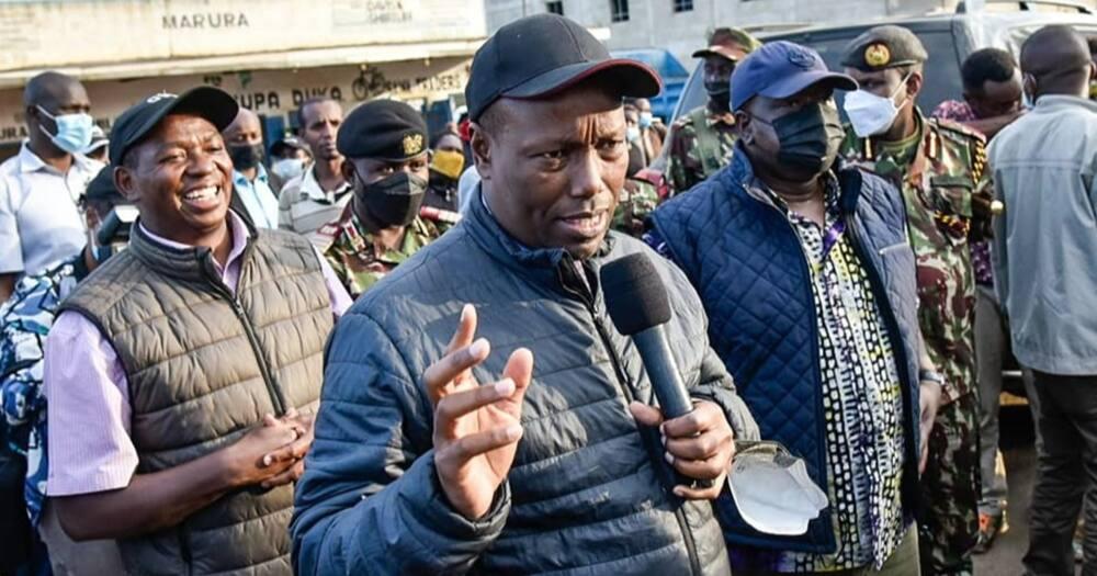Nakuru governor Lee Kinyanjui. Photo: Lee Kinyanjui.