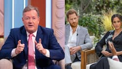 Piers Morgan Says Good Morning Britain Wants Him Back Despite Refusing to Apologise to Meghan Markle