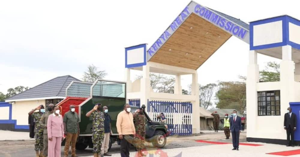 Uhuru's Beef with Judiciary: President Reopens KMC after Illegal Transfer to Defence Ministry