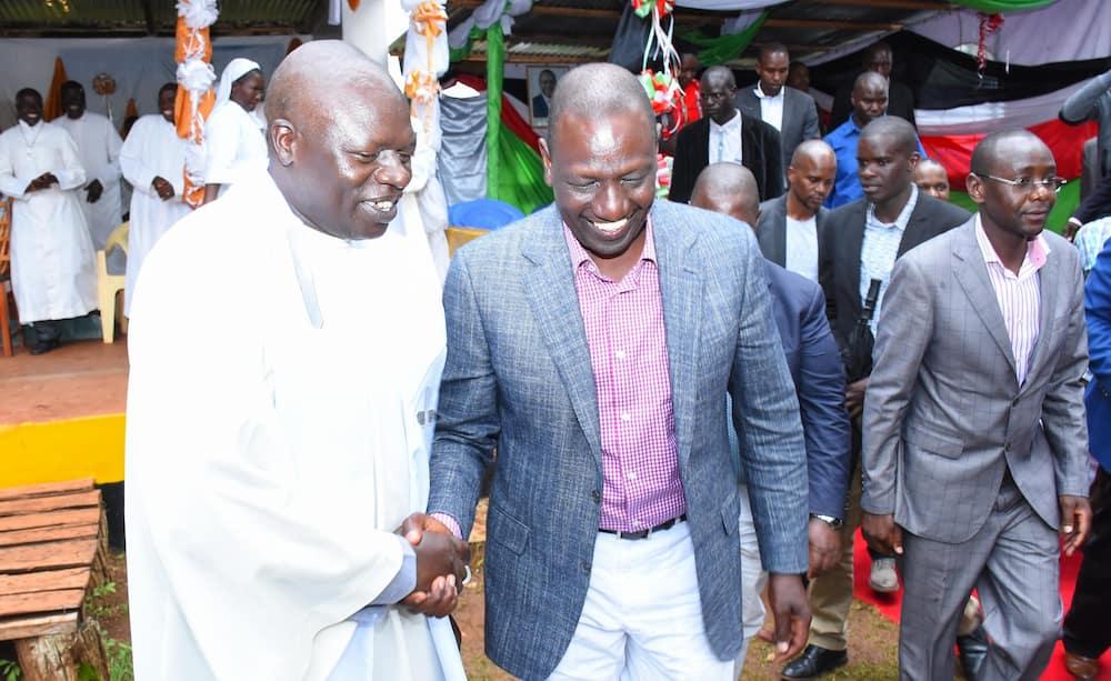 DP Ruto aahirisha ziara yake kaunti ya Nyamira baada ya polisi kuwatawanya wafuasi wake