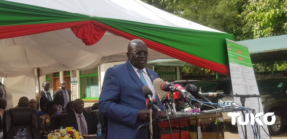 George Magoha's 10-member team proposes schools be reopened in September 2020