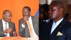 "Otiende Amollo Dismisses Claims He Sent Raila Threatening Text: ""It's Nonsense"""