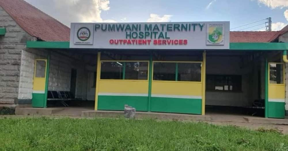Uproar as Pumwani Maternity workers lockout woman giving birth from facility