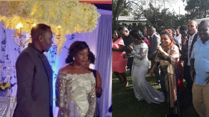 Mwanamuziki Gloria Muliro Afanya Harusi ya Kufana, Mashabiki Wampa Kongole