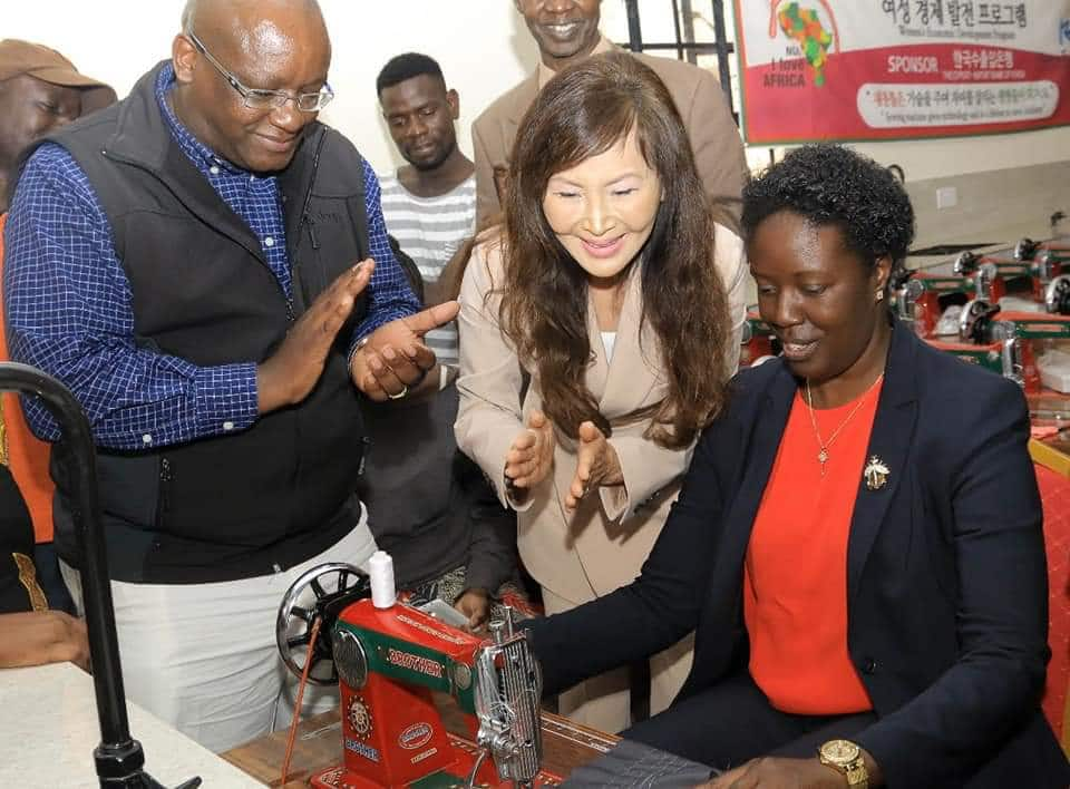 Rosemary, bintiye Raila ajitokeza kwa mara ya kwanza tangu kuugua ghafla 2017