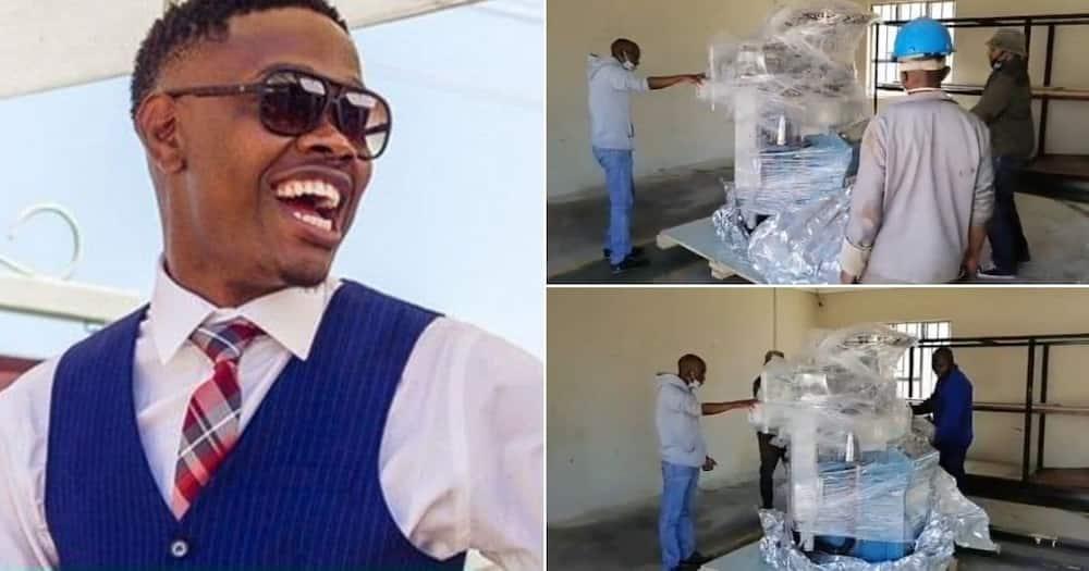 Entrepreneur spoils himself with R1.2 million gift for 29th birthday