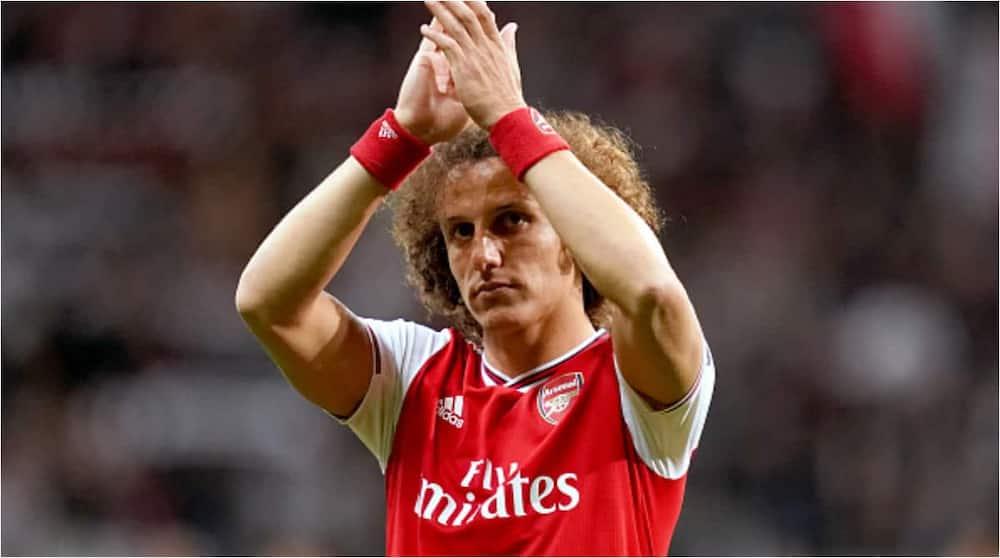 Arsenal Release David Luiz, 8 Other Stars As Premier League Club Prepare for Busy Transfer Market