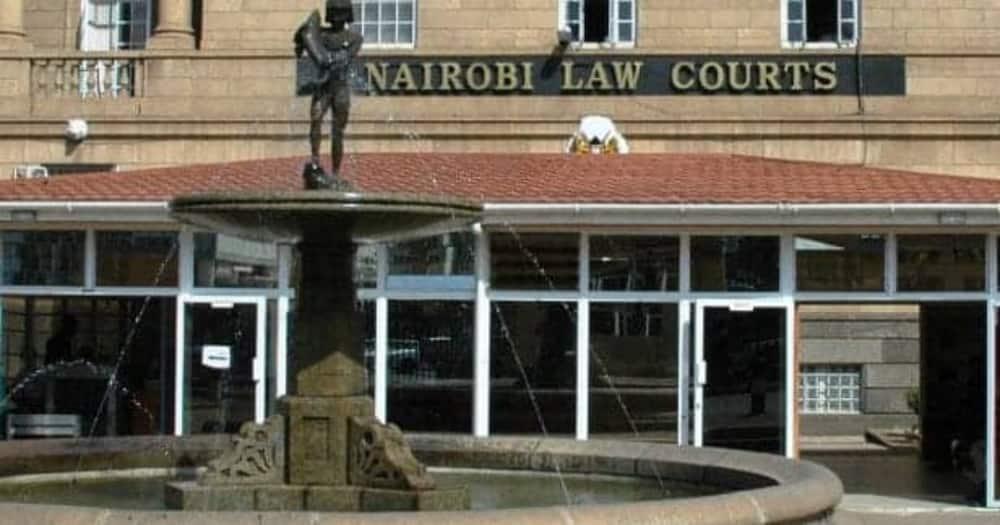 Nairobi law courts. Photo: The Judiciary.