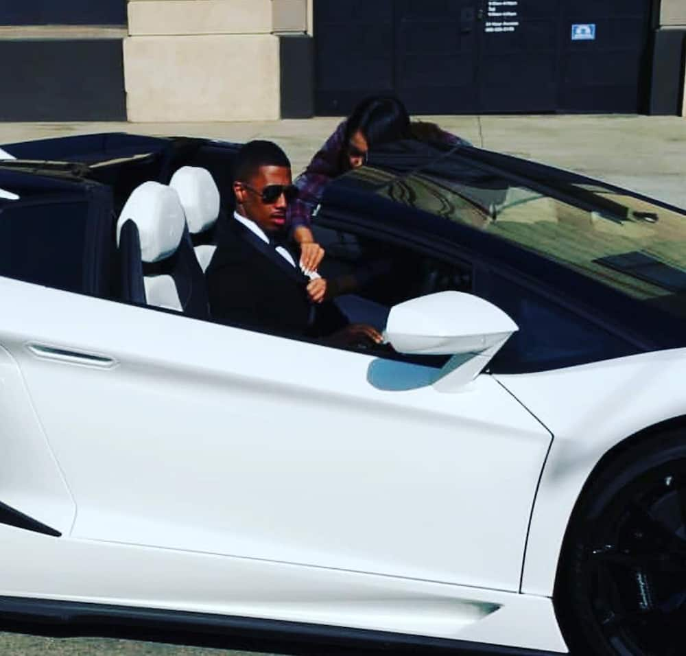 Nick Cannon's cars