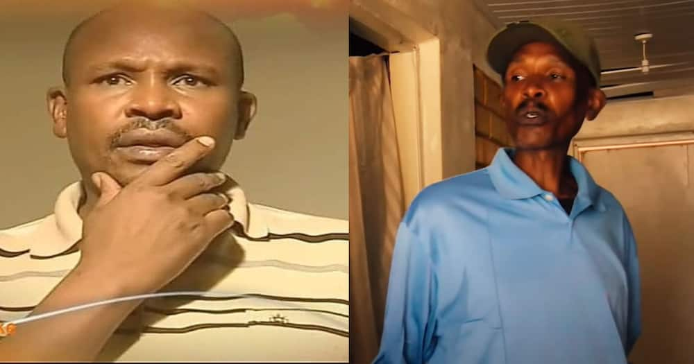 Former Tahidi High Actor Mr Mweposi Says He Is Saved, Reconciling with Wife After 10 Years