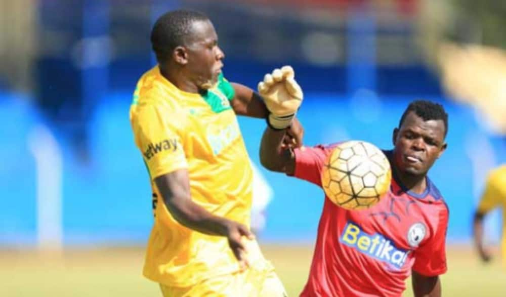 Kenya Premier League star narrates narrowly missing chance to join British army