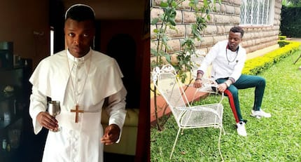 Controversial gospel singer Ringtone looking for new wife months after being rejected by Zari Hassan