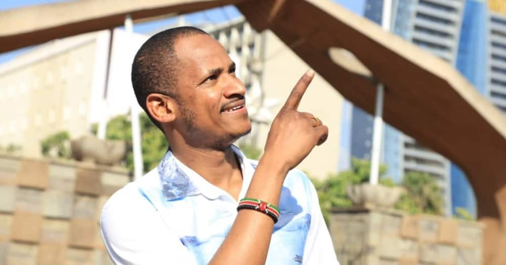 """Babu Owino belittles 2022 rival: """"I'll stay in Embakasi East more than I did in Sonu"""""""