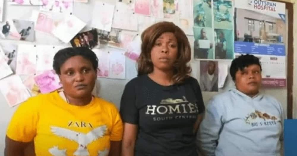 Nyeri: 3 Women Accused of Robbing Men in Local Pubs Arrested