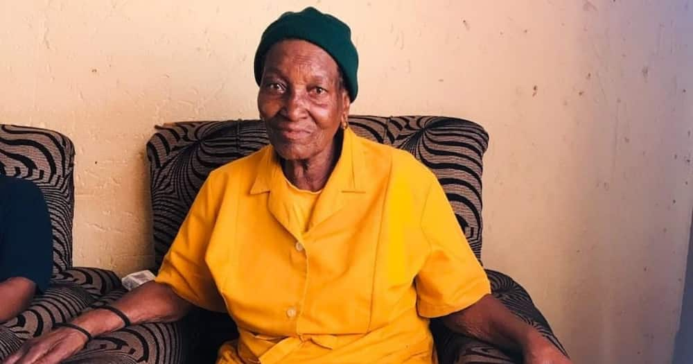 Gogo turns 95, still does everything herself, 'Young as she looks'