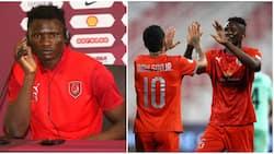Mvamizi Matata Michael Olunga Afichua Vilabu vya La Liga Vilikuwa Vinamuwinda