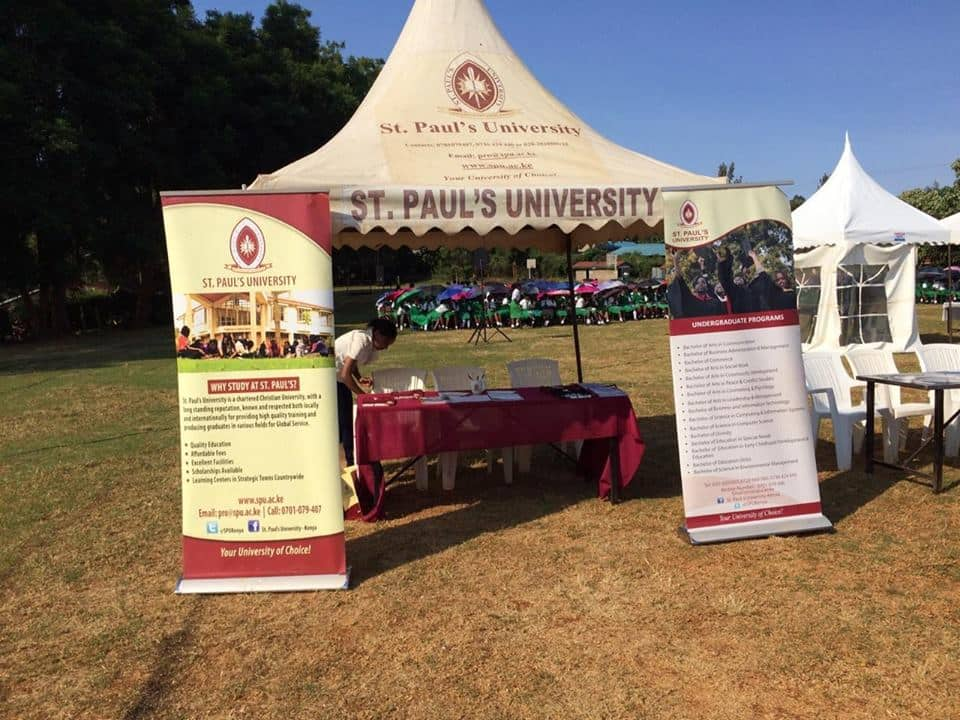 ST Paul's university courses offered, fees, and how to apply