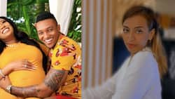 Vera Sidika Defends Lover Brown Mauzo Over Claims He's a Deadbeat Dad, Tells Off 'Bitter' Baby Mama