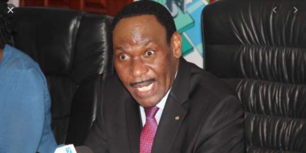 Ezekiel Mutua Under Fire For Suggesting Kenya Should Stop Football, Focus on Running