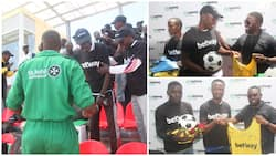 Sports betting firm Betway rolls out two-day medical camp for football teams in Nairobi