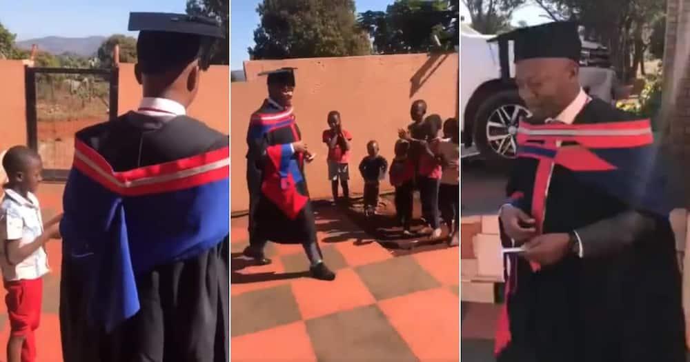 Graduation, Children, Kids, Honour, Relative, Twitter, Reactions