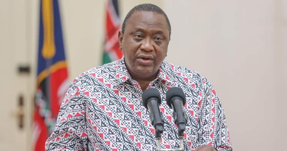Uhuru Kenyatta asked Kenyans to accept tax paying obligations.