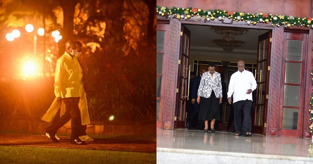 Yoweri Museveni and wife Janet pen each other lovely messages on the president's birthday.