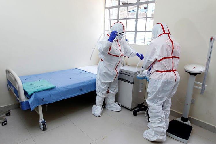 Coronavirus preparedness: Mbagathi Hospital nurses on go-slow over inadequate training, little support
