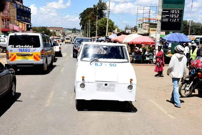 Government to start mass production of locally made cars for global market