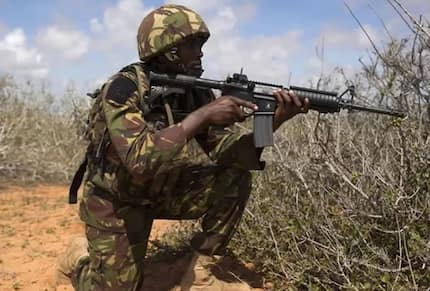 Garissa police repulse suspected terrorists who attacked Chinese nationals