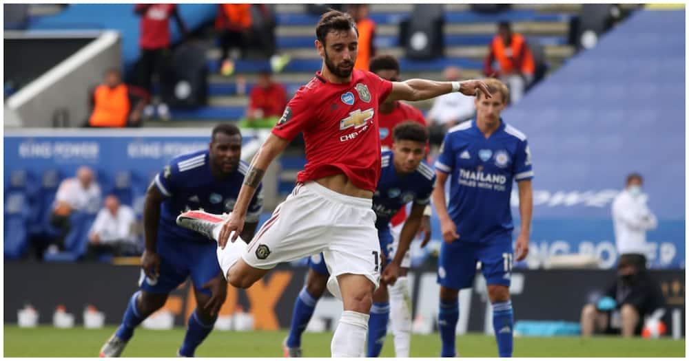 Man United breaks EPL record for most penalties awarded in single season