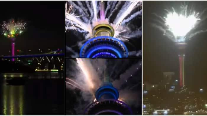 New Zealand says goodbye to 2020, celebrates 2021 with fireworks