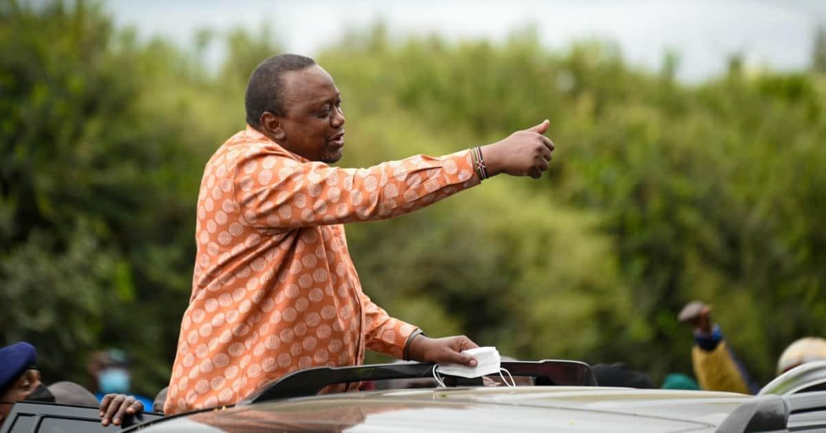 Wakazi Ngong' wamlimbikizia Sifa Rais Uhuru Kenyatta, Waahidi Kumpa ' Tano Tena' ▷ Kenya News