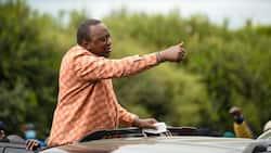 Wakazi Ngong' wamlimbikizia Sifa Rais Uhuru Kenyatta, Waahidi Kumpa ' Tano Tena'
