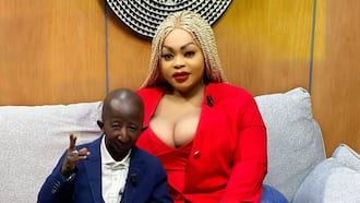 Ivorian Plus-Size Model Eudoxie Yao Dumps Guinean Lover Grand P