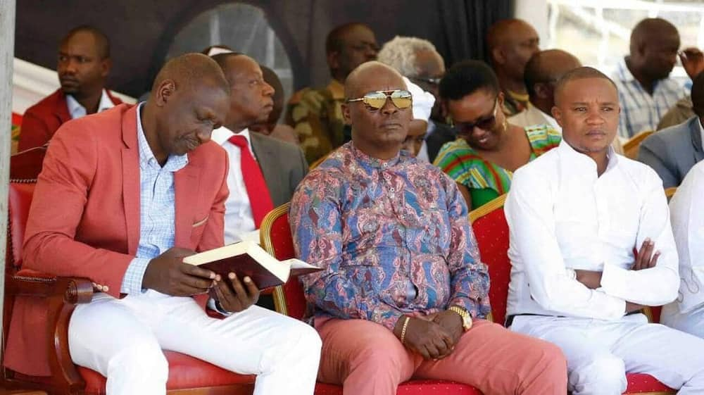 Kabogo dares Uhuru to state publicly if he supports DP Ruto or not