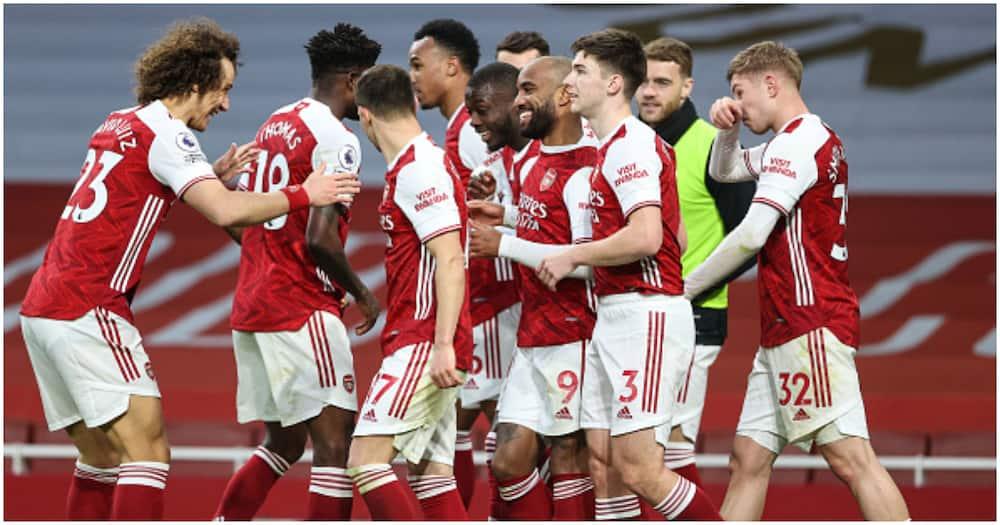 Arsenal vs Tottenham: Odegaard, Lacazette score as Gunners down 10-man Spurs to paint London red