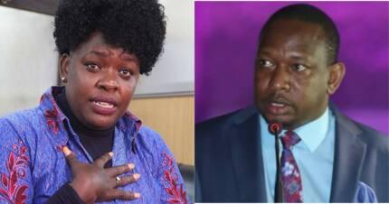 Ex-Nairobi minister Janet Ouko dismisses Mike Sonko's claims that she resigned because of graft
